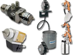 Apparecchiature e sistemi di pompaggio bassa pressione