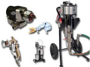 Apparecchiature e sistemi di pompaggio media/alta pressione